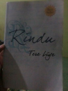 novel rindu tere liye